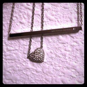Michael Kors necklace set
